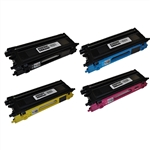 Brother TN110 4-Color Laser Toner Cartridge Set