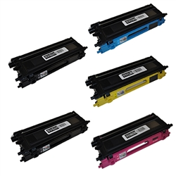 Brother TN110 Laser Toner Cartridge Combo Pack