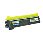 Remanufactured Brother TN210C Cyan Toner Cartridge