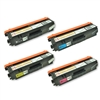 Brother TN315 Remanufactured 4-Color Toner Cartridge Set