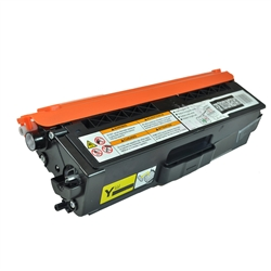 Remanufactured Brother TN331Y-TN336Y Yellow Toner