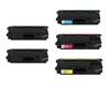 Remanufactured Brother TN339 5-Pack Laser Toner Cartridge Set