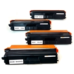 Brother TN433 Toner High Yield Cartridges Set 4-Pack