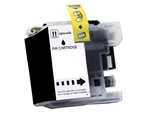 Replaces Brother LC103BK - Compatible Black High Yield Ink Cartridge