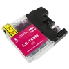 Replaces Brother LC105M - Compatible Magenta Super High Yield Ink Cartridge