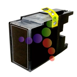 Compatible Brother LC79BK Black Extra High Yield Ink Cartridge