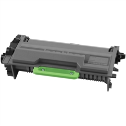 Remanufactured Brother TN850 Black Toner Cartridge