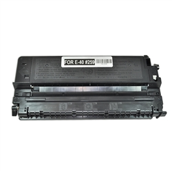 Remanufactured Canon E40 Black Laser Toner Cartridge