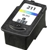 Compatible Canon CL211 Color Ink Cartridge