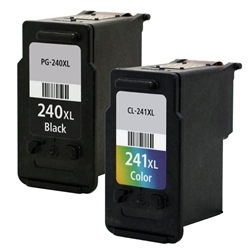Compatible Canon PG-240XL, CL-241XL Ink Cartridges