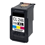 Replacement Canon CL-246XL (8280B001) Tri-Color Ink Cartridge