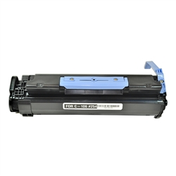 Remanufactured Canon 106 Black Laser Toner Cartridge