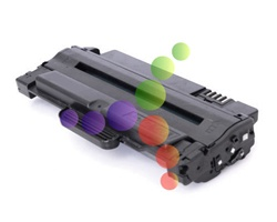 Remanufactured Dell 7H53W Black Laser Toner Cartridge