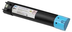 Remanufactured Dell 330-5850 Cyan Laser Toner Cartridge