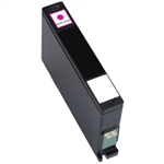 Replaces Dell 331-7690 (Series 31) - Remanufactured Magenta Ink Cartridge for Dell All-in-One V525w, V725w