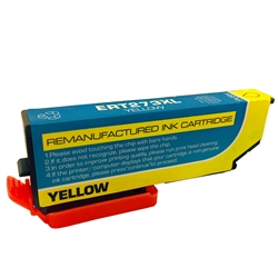 Compatible Epson 273XL High Yield Yellow Ink Cartridge