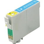 Remanufactured Epson T079520 Light Cyan Ink Cartridge