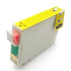 Remanufactured Epson T087420 Yellow Ink Cartridge
