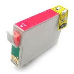 Remanufactured Epson T087720 Red Ink Cartrrdge