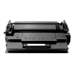 Remanufactured HP CF287X Black High Yield Toner Cartridge