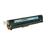 Remanufactured HP CF211A Cyan Laser Toner Cartridge