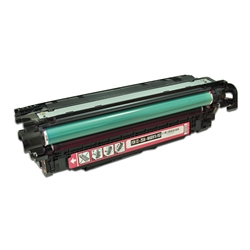 Remanufactured HP CE253A Magenta Laser Toner Cartridge