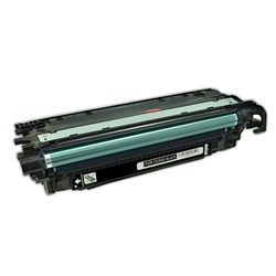 Remanufactured HP CE260X Black Laser Toner Cartridge