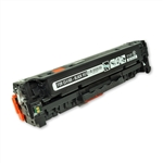 Replaces HP CE410X (305X) - Remanufactured Black Laser Toner Cartridge for Color LaserJet M451, M475