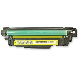 Remanufactured HP CE402A Yellow Laser Toner Cartridge