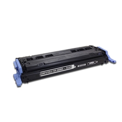 Remanufactured HP Q6000A Black Laser Toner Cartridge
