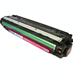 Remanufactured HP CE743A Magenta Laser Toner Cartridge