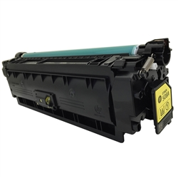 Remanufactured HP CF362A (508A) Yellow Toner Cartridge