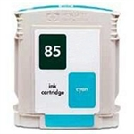 Remanufactured HP C9425A Cyan Ink Cartridge