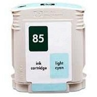 Remanufactured HP C9428A Light Cyan Ink Cartridge