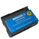 Remanufactured HP 933XL Cyan High Yield Ink Cartridge