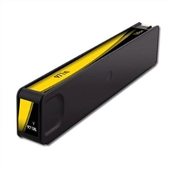 Remanufactured HP CN628AM Yellow High Yield Ink Cartridge