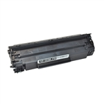 Compatible HP CB436A Black Laser Toner Cartridge