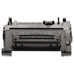 Compatible HP CE390A Black Laser Toner Cartridge