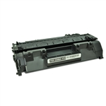 Remanufactured Black Laser Toner for HP CE505A