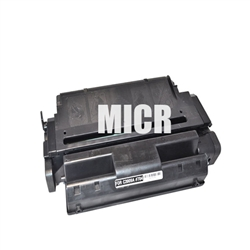 Remanufactured HP C3909A Black MICR Laser Toner Cartridge