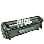 Remanufactured HP Q2612A Black MICR Laser Toner Cartridge