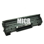 Remanufactured HP CE285A Black Laser Toner Cartridge