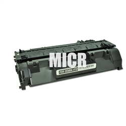 Compatible HP CE505A MICR Black Laser Toner Cartridge