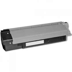 Remanufactured Okidata 43324477 Black Laser Toner Cartridge
