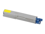 Compatible Okidata 44059109 Yellow Laser Toner Cartridge