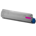 Compatible Okidata 44059110 Magenta Laser Toner Cartridge
