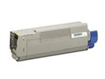 Remanufactured Okidata 43865717 Yellow Laser Toner Cartridge