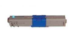 Remanufactured Okidata 44469721 Cyan High Yield Toner Cartridge