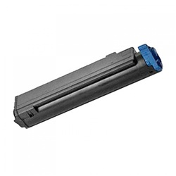 Compatible Okidata 43979101 Black Toner Cartridge