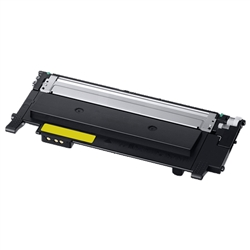 Compatible Samsung CLT-Y404S Yellow Laser Toner Cartridge